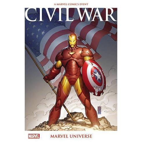 Civil War: Marvel Universe - (Paperback) - image 1 of 1