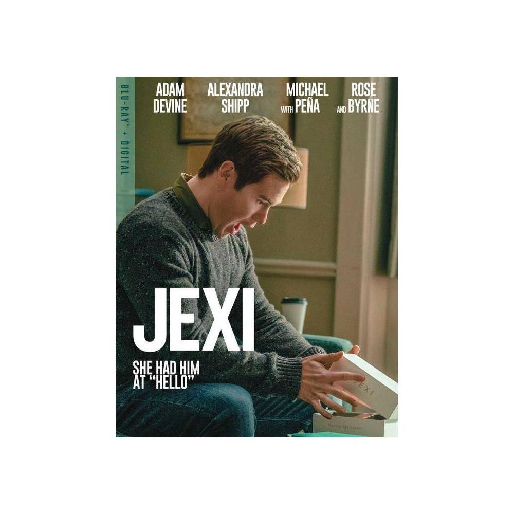 Jexi Blu Ray Digital