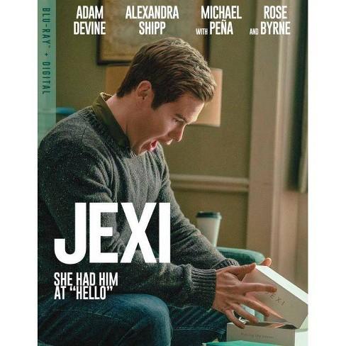 Jexi (Blu-ray + Digital) - image 1 of 1