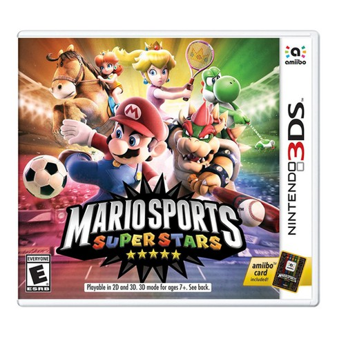 Nintendo Mario Sports Superstars 3DS - Email Delivery - image 1 of 1