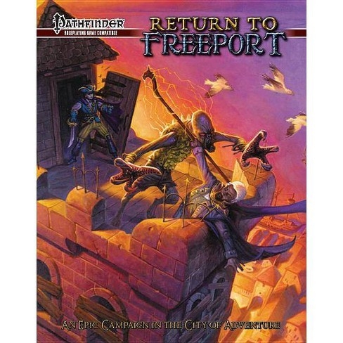 Return to Freeport - (Paperback) - image 1 of 1