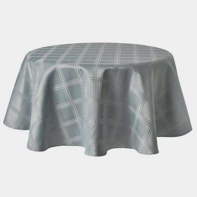 """70"""" Element Tablecloth Gray - Town & County Living"""