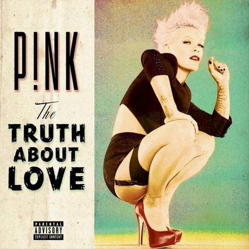 Truth About Love (LP) [Explicit Lyrics] (Vinyl) - image 1 of 1