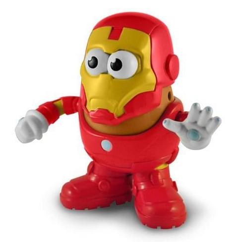 Promotional Partners Worldwide, LLC Mr. Potato Head Figure Marvel Iron Man - image 1 of 1