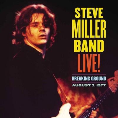 Steve Miller Band - Live! Breaking Ground August 3, 1977 (2 LP) (Vinyl)