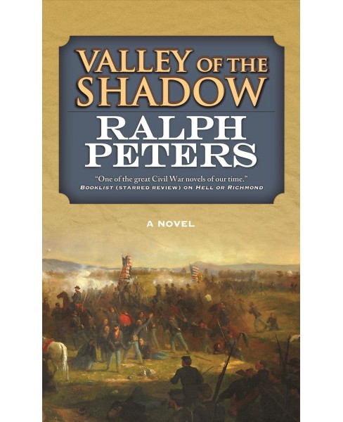 Valley of the Shadow (Paperback) (Ralph Peters) - image 1 of 1