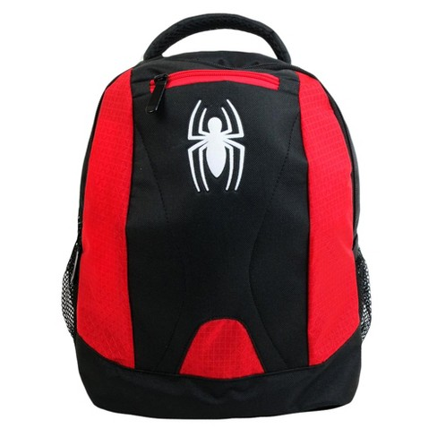 Boys' Spider-Man Mini Backpack - Black/Red - image 1 of 4
