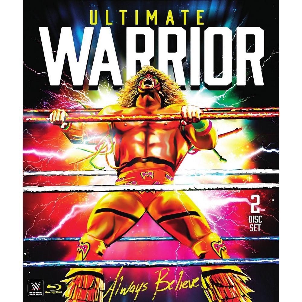 Wwe:Ultimate warrior always believe (Blu-ray)