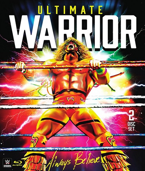 Wwe:Ultimate warrior always believe (Blu-ray) - image 1 of 1