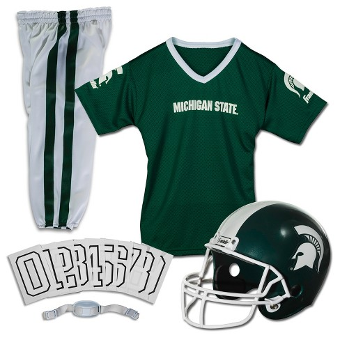 Franklin Sports Team Licensed NCAA Deluxe Football Uniform Set - image 1 of 3