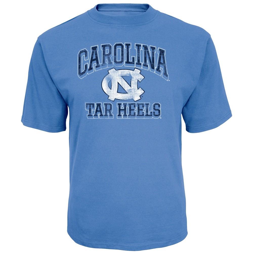 NCAA Men's Short Sleeve TC T-Shirt North Carolina Tar Heels - M, Multicolored