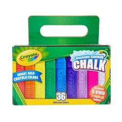 Crayola 36ct Outdoor Chalk
