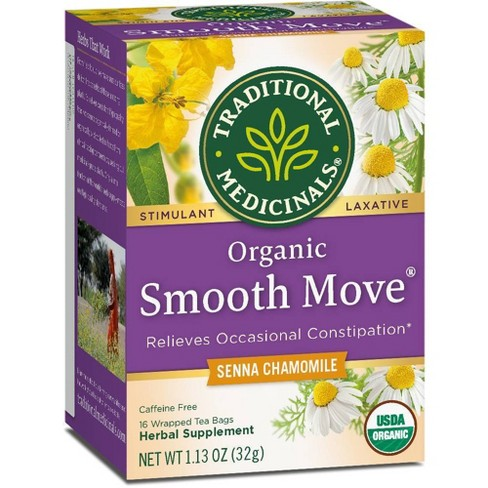 Traditional Medicinals Smooth Move Organic Chamomile Tea - 16ct - image 1 of 1