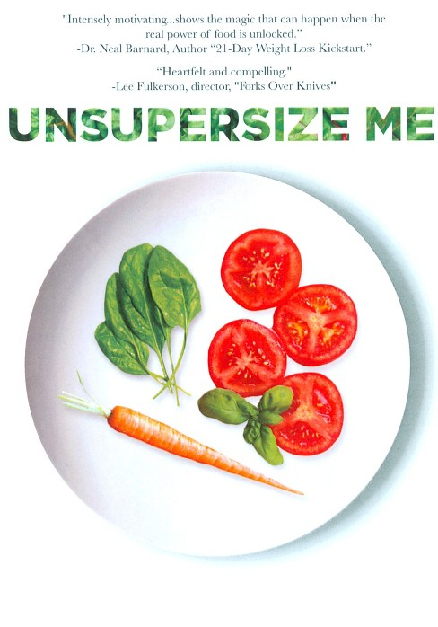 Unsupersize Me (DVD) - image 1 of 1
