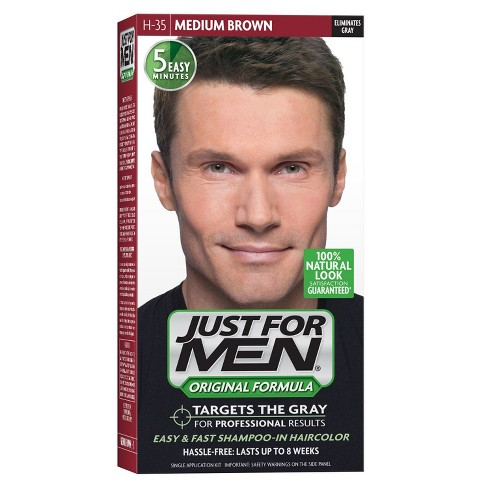 Just For Men Men\'s Hair Color : Target