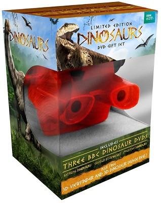 Dinosaur Gift Set (DVD)