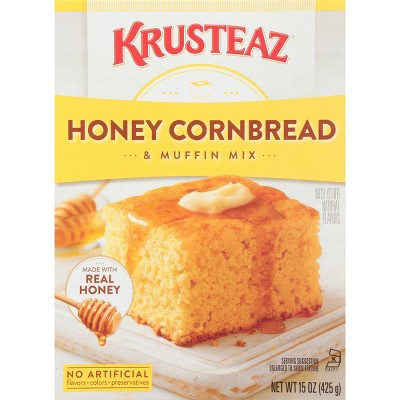 Baking Mixes: Krusteaz Honey Cornbread & Muffin Mix