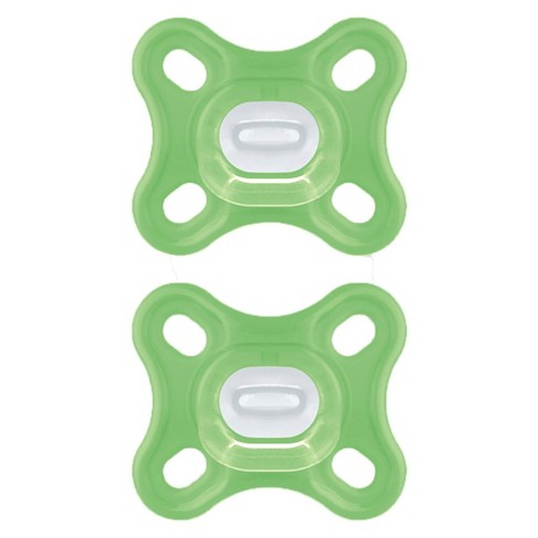 MAM Comfort Pacifier 0 to 4m - 2pk - image 1 of 4