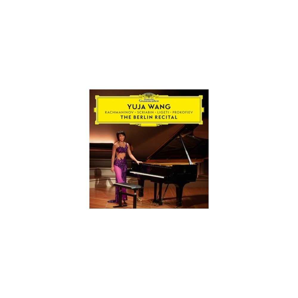 Yuja Wang - Berlin Recital (CD)