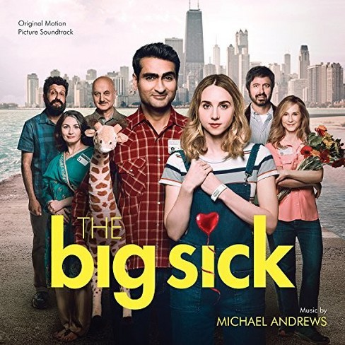 Michael Andrews - Big Sick (Osc) (CD) - image 1 of 1