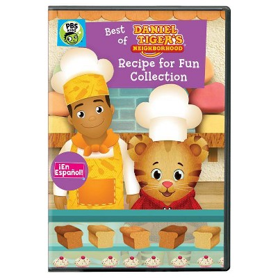Best of Daniel Tiger's Neighborhood: Recipe for Fun Collection (DVD)