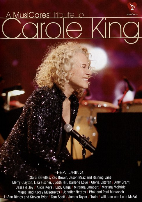 Musicares tribute to carole king (DVD) - image 1 of 1