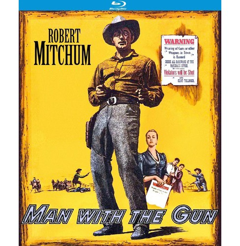 Man with the gun (Blu-ray) - image 1 of 1