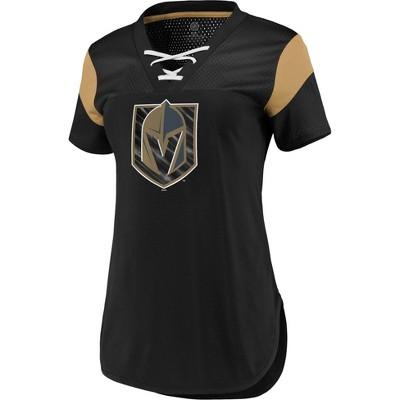 NHL Vegas Golden Knights Women's Fashion Jersey - L