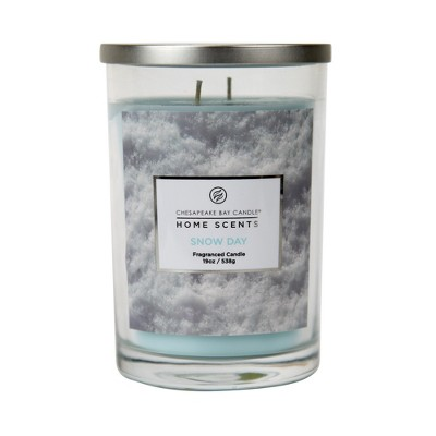 Jar Candle Snow Day 19oz - Chesapeake Bay Candles® Home Scents
