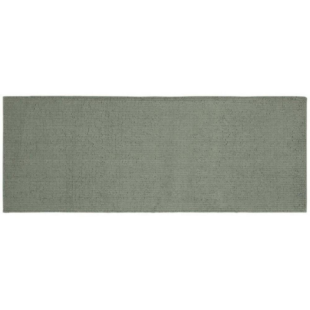 22 34 X60 34 Loop Memory Foam Accent Bath Rug Gray Mist Room Essentials 8482