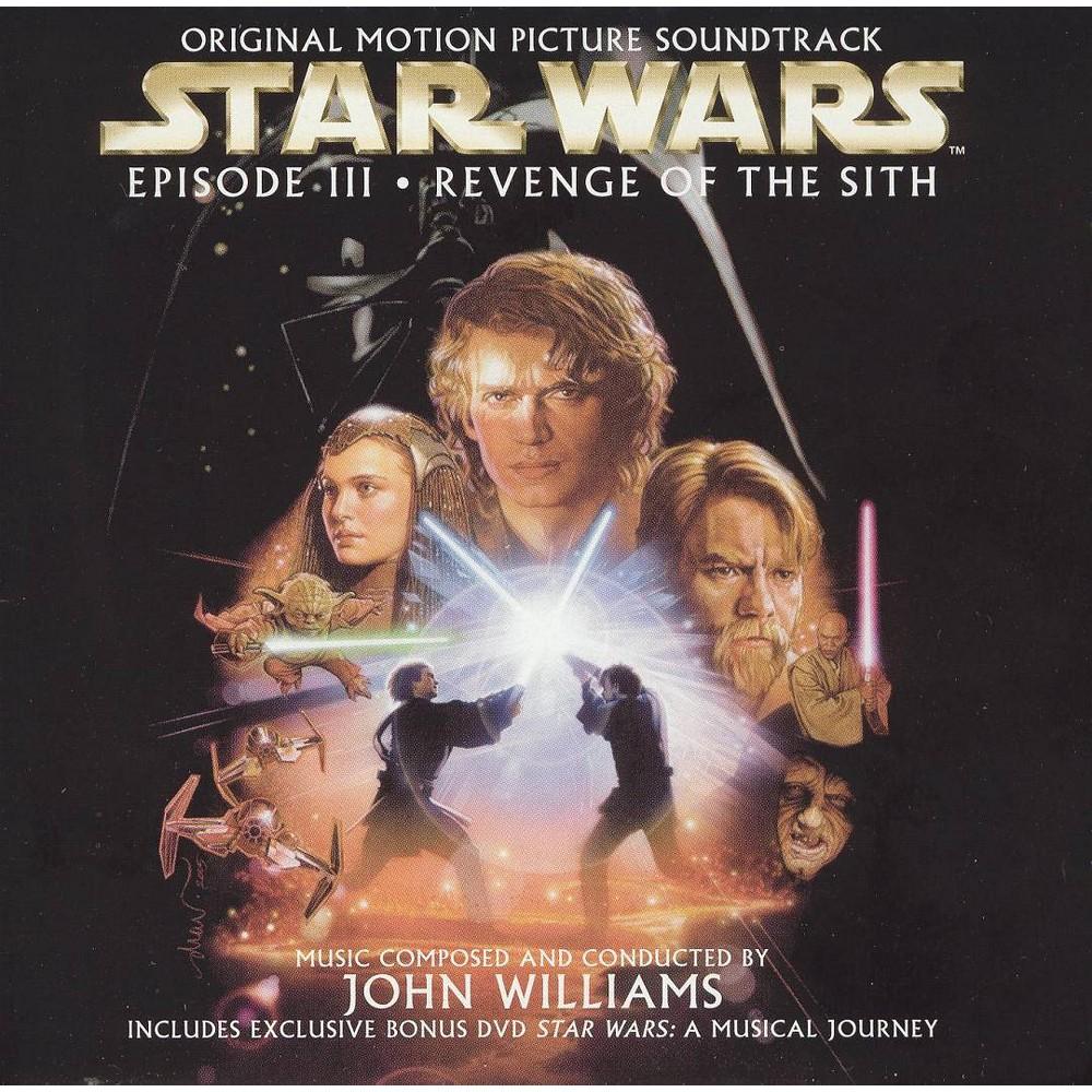 John Williams - Star Wars Episode Iii: Revenge of the Sith (Original Motion Picture Soundtrack) (CD)