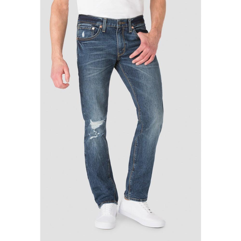 Denizen from Levi's Men's 283 Slim Fit Jeans - Perry - 30 x 30, Size: 30x30, Blue
