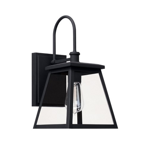 """Capital Lighting 926811 Belmore Single Light 15"""" Tall Outdoor Wall Sconce - image 1 of 1"""