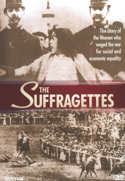 Suffragettes (DVD) - image 1 of 1