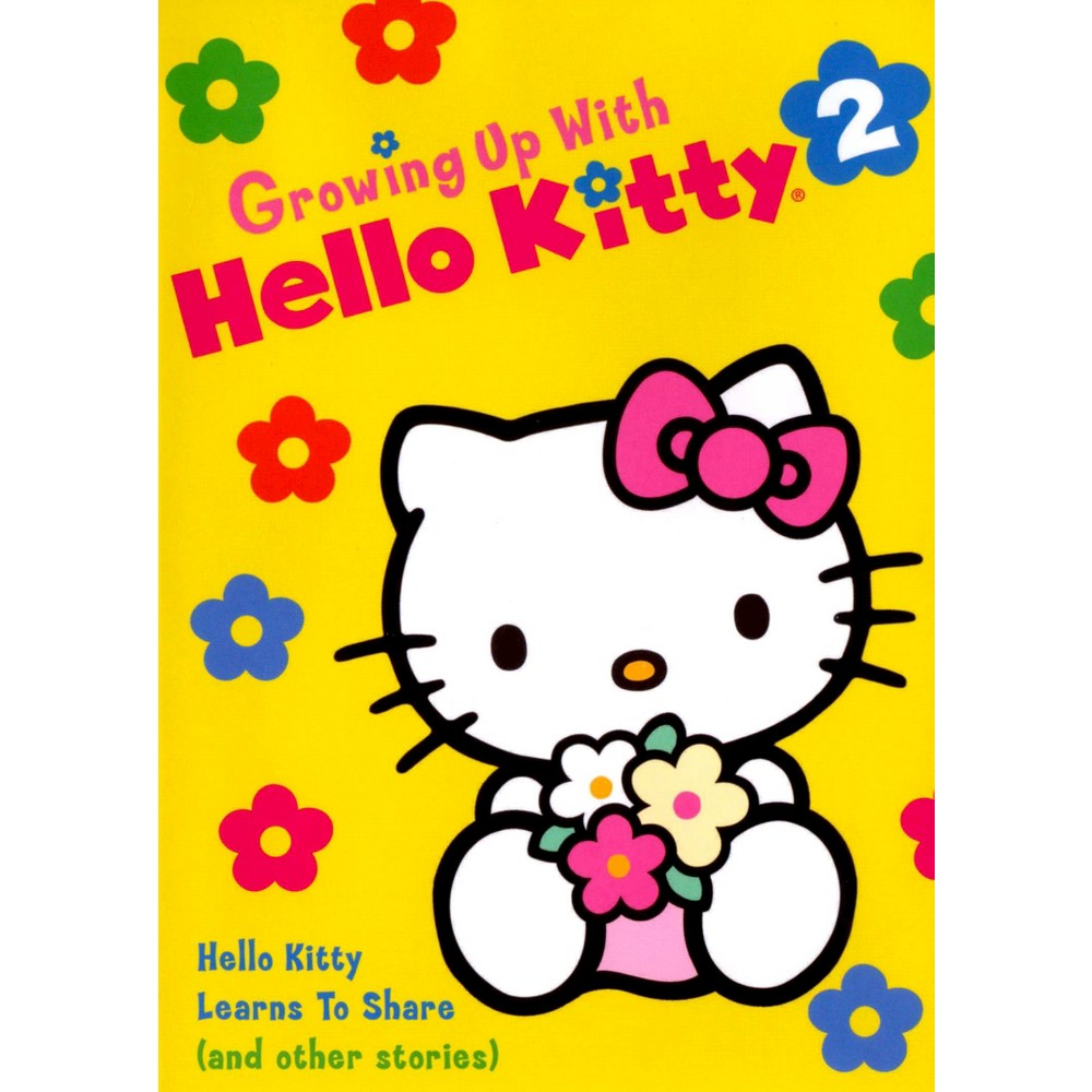 Hello Kitty Growing Up With Volume 2 Dvd 2012