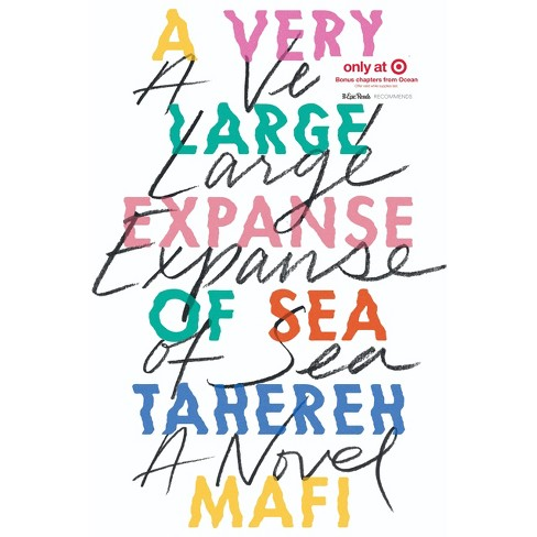 A Very Large Expanse of Sea Target Exclusive Edition by Tahereh Mafi (Hardcover) - image 1 of 1