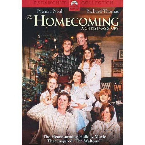 The Homecoming: A Christmas Story (DVD) - image 1 of 1