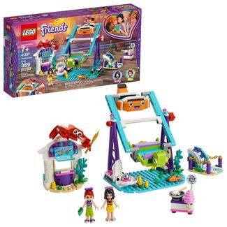 LEGO Friends Underwater Loop Amusement Park Building Kit with Mini Dolls for Group Play 41337