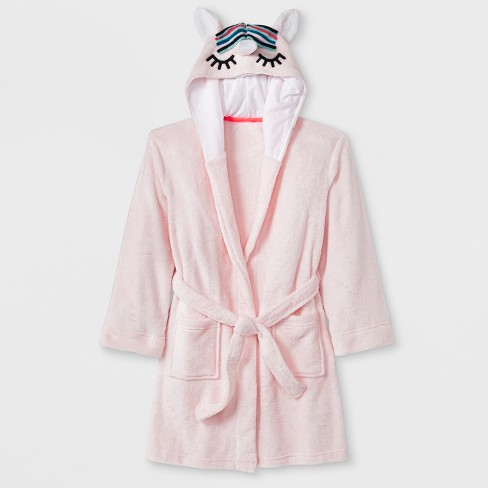 Girls  Unicorn Robe - Cat   Jack™ Blush   Target 86f7f4caa