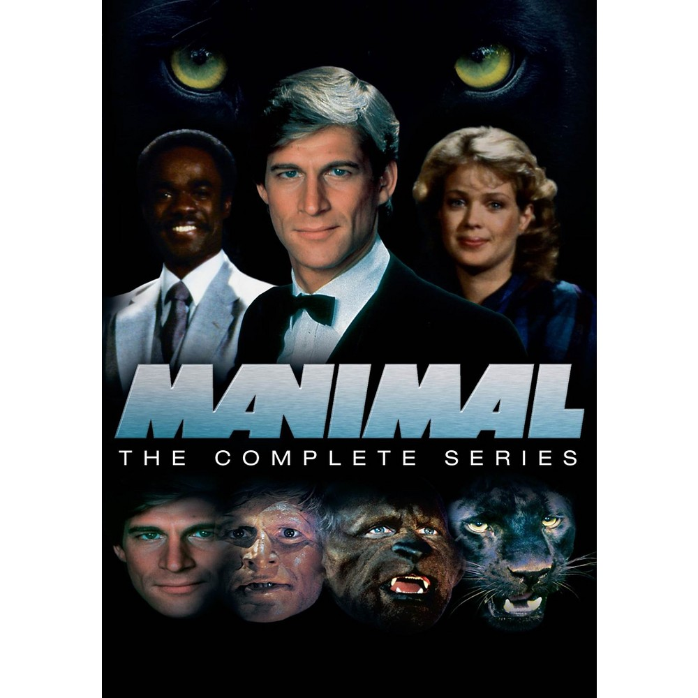 Manimal:Complete Series (Dvd)