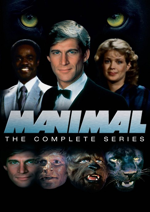 Manimal:Complete series (DVD) - image 1 of 1