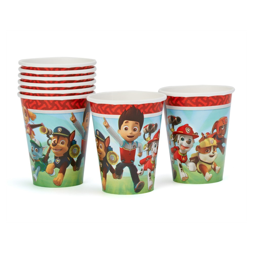 32ct Paw Patrol 9 Oz. Paper Cups