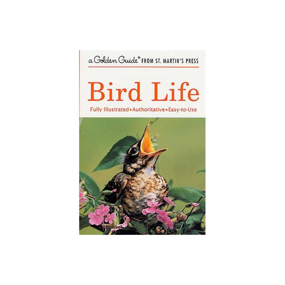 Bird Life Golden Guide By Stephen W Kress Paperback