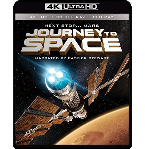 Imax:Journey To Space 3d (4K/UHD) - image 1 of 1