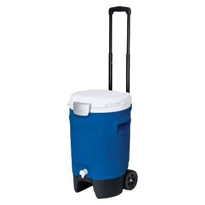Igloo 5 Gallon Roller Beverage Cooler