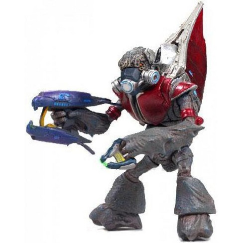 Halo 3 Series 6 Grunt Action Figure McFarlane Toys Collection 2009 NEW ON CARD
