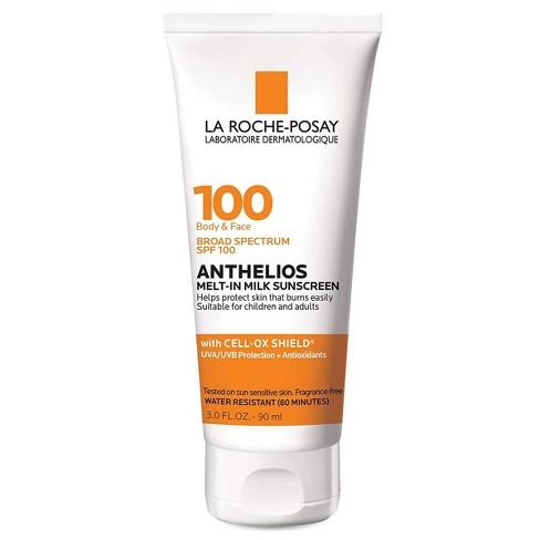 La Roche-Posay Anthelios Melt in Milk Sunscreen Lotion - SPF 100 - 3.0 fl oz - image 1 of 4