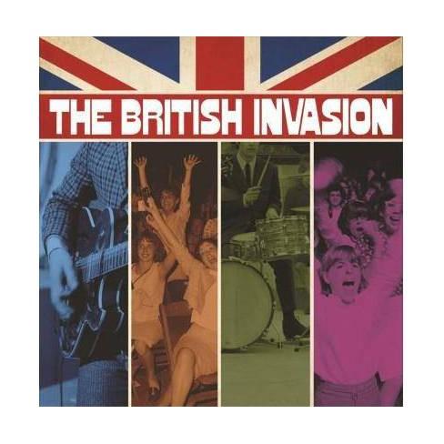 VariousVarious - British Invasionbritish Invasion (CD) - image 1 of 1