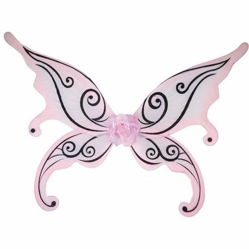 Forum Novelties Pink Fairy Adult Costume Wings - image 1 of 1