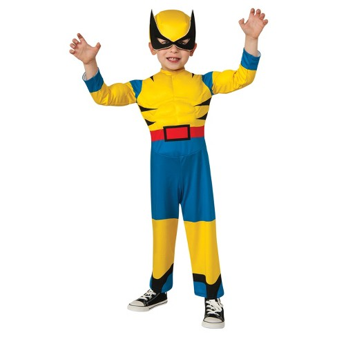 Boys' Wolverine Toddler Costume - image 1 of 1